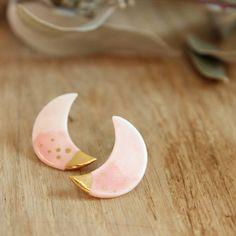 Adeley Cute Colorful Unicorn Handmade Polymer Clay Dangle Earrings for Girls Teens Women