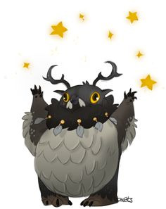 treatses: you guys are apparently really into chubby moonkin so here's a newer one….. god help me (spoiler: it's transparent)