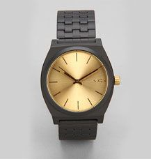 Nixon Metal Time Teller Watch - Urban Outfitters