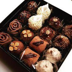 Chuva Frio = vontade de comer Chocolate  #louziehdoces #docesfinos #osoriginais by louziehdoces
