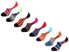 No Show Socks - Men's Novelty Socks Shark Socks, Mens Novelty Socks, No Show Socks, Your Style, Stitch, Full Stop, Sew, Stitches, Embroidery