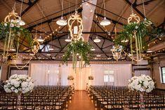 Jasmine & Clarke's Raleigh Romance and Market Hall Wedding