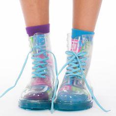 Blue bubble boots Voss Bottle, Water Bottle, Bubbles, Socks, Cool Stuff, Blue, Clothes, Outfits, Clothing
