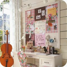 Em casa de Maria: Home Office Feminino
