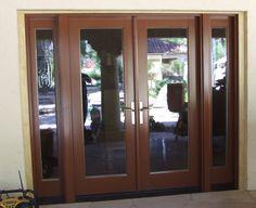 Fiberglass French Patio Doors