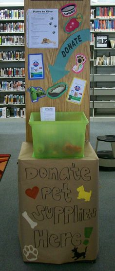 """Summer Reading Program 2014 """"Paws to Read!"""" at Garden Grove Chapman Library."""