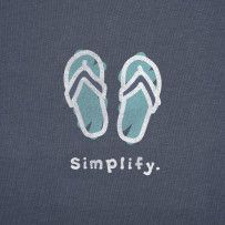Life is Good: : Simplify Flip Flops Love Life, Life Is Good, Do What You Like, Mens Flip Flops, Children In Need, Camping And Hiking, Picture Quotes, Daily Fashion, Cool Shirts