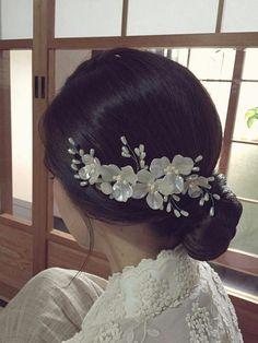 Hanbok Wedding, Korean Hanbok, Korean Wedding, Korean Traditional, Dresses Kids Girl, Asian Art, Kids Girls, Hair Pins, Big Day