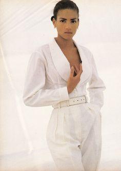 Elle (France) June 1988   Veronica Webb 05.jpg Be featured in Model Citizen App, Magazine and Blog. www.modelcitizenapp.com