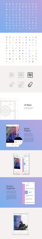 UI Basic on Behance