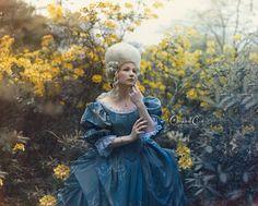 Photographer: Original Cin Photography Model, wig and makeup: La Dutchessa Dress: Oh, Marisha