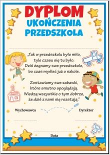 Dyplom ukończenia przedszkola Diy And Crafts, Crafts For Kids, 1 Logo, Map, Education, Words, School, Frames, Geography