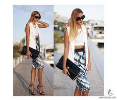 como blogueiros de moda, como roupas: terno universal   Andrea