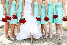 #wedding #Tiffany #Tiffany&Co #TiffanyBlue #bridesmaid  #ウエディング #ティファニー #ブライズメイド