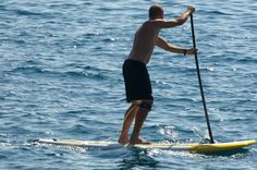 Stand Up Paddle Boards in Rocky Point!