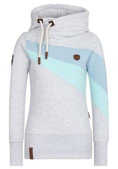 Naketano Madame Unschuld Bangs II Kapuzenpullover für Damen  pullover   fashion  damenmode Sudadera Nike ac9da43fa0fba