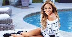 20 Pictures of Young Jennifer Lopez