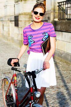 The Best Real-Girl Street Style Looks via @WhoWhatWearUK