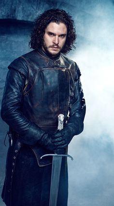 Game of Thrones - Kit Harington as Jon Snow for Entertainment Weekly Kit Harrington, Norman Bates, Winter Is Here, Winter Is Coming, Jon Snow, Watchers On The Wall, Game Of Thrones Costumes, Got Game Of Thrones, The North Remembers