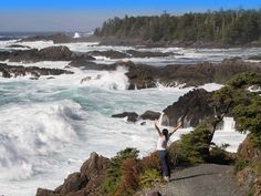 Official website of the Wild Pacific trail, Ucluelet BC Vancouver Island BC. Ucluelet Bc, Vancouver British Columbia, Senior Trip, Trail Maps, Pacific Rim, Vancouver Island, Wild West, Trips, Places To Visit