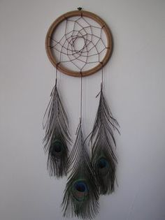 Upcycled Embroidery Hoop Dream Catcher