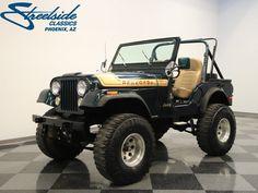 1976 Jeep CJ Renegade