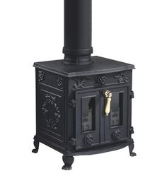 Buy Evergreen Hawthorne 7 kW Multi Fuel Wood Burning Stove from Fast UK Delivery and lowest prices guaranteed. Man Cave Shed, Wood Fuel, Multi Fuel Stove, Stove Fireplace, Double Doors, Wood Burning, Evergreen, Home Appliances, Wood Stoves