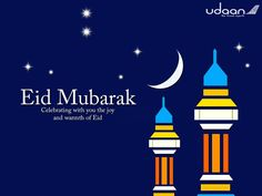 Eid Mubarak... #EidMubarak  to all our Friends, Colleagues, Partners, Followers and Clients. We wish everyone lots of Happiness. Share your Love with others on this auspicious Day.....