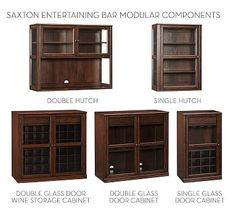 Build Your Own - Saxton Modular Cabinets