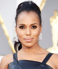 Shop the Prettiest Lip Colors Straight from the Oscars Red Carpet - Kerry Washington - from InStyle.com