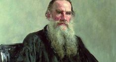 Russian author Leo Tolstoy wrote the acclaimed novels War and Peace, Anna Karenina and The Death of Ivan Ilyich, and still ranks among the world's top writers. Ana Karenina, Anna Karenina Quotes, Alexander Pushkin, Law Of Love, Viking Life, Russian Literature, Mental Issues, Christian Love, Portraits