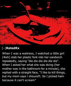 NEW EDITION: 24 More Creepiest Things Kids Have Said - !! - pinning for later because I'm too scared to read at night