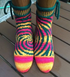 Ravelry: daphner's Victor Cozy Socks, Knit Socks, Knitting Socks, Hand Knitting, Awesome Socks, Socks And Heels, Fair Isle Knitting, Sock Shoes, Ravelry