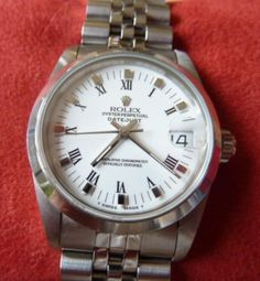 Tayler & Fletcher : A fine mid size Rolex stainless steel Oyster Perpetual : Online Auction Catalogue