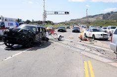 10 injured in multicar crash on Highway 126 http://www.fillmoregazette.com/front-page/10-injured-multicar-crash-highway-126