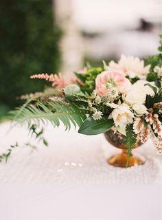 Elegant Garden Party Wedding