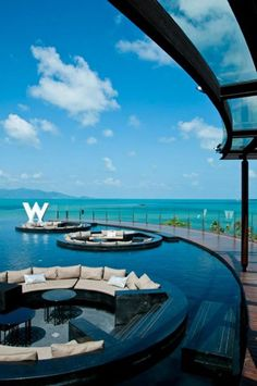 W RETREAT KOH SAMUI, Ko Samui, Thailand - Here is paradise. #LuxuryResorts