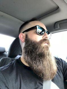47 Best Long Beard Style Ideas That Trending Nowadays The Best Long Beard Style Ideas That Trending Nowadays 14 - - Chin Beard, Beard Cuts, Stubble Beard, Long Beard Styles, Hair And Beard Styles, Hair Styles, Grey Beards, Long Beards, Moustaches