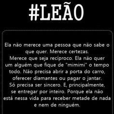 Leão 💖