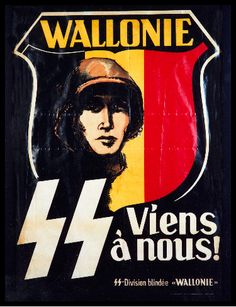 Waffen SS Belgium those volunteers fought with great bravery against the Reds in the years fighting on the Eastern Front.