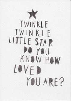 Twinkle twinkle litt