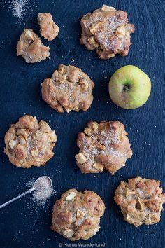 Healthy Mini Apple Cakes • from Maras Wunderland