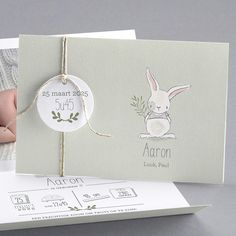 Geboortekaartjes - BN39-020 Baptism Invitation For Boys, Baby Invitations, Invitation Cards, Faire Part Invitation, Baptism Cards, Baby Frame, Baby Album, New Baby Gifts, Baby Cards
