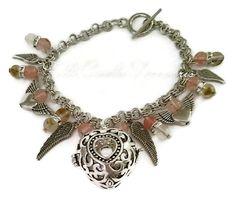 Harmony Chime Bracelet Sterling Silver by FullCircleTreasures