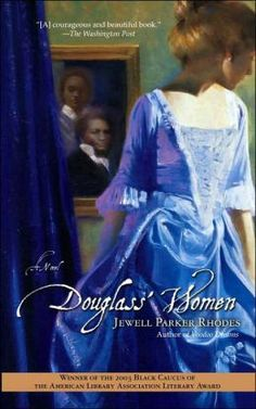 GOG! 2003 Book of the Year, The Douglass Women by Jewell Parker Rhodes.  Genre: Historical novel. The Douglass' Women reimagines the lives of an American hero, Frederick Douglass, and two women - his wife and his mistress - who loved him and lived in his shadow. Anna Douglass, a free woman of color, was Douglass' wife of forty-four years, who bore him five children. Ottilie Assing, a German-Jewish intellectual, provided him the companionship of the mind that he needed.  (click pic for more…