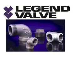 Legend valves and fittings.  #valves #fittings