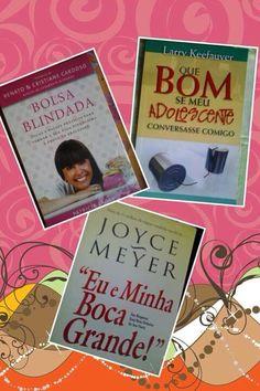 Meus livros lindossss