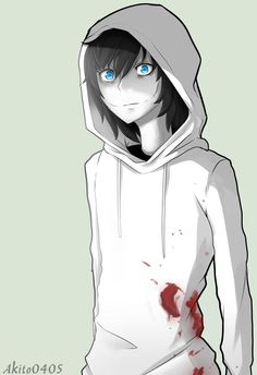 Jeff the Killer - Creepypasta by Akito0405 on DeviantArt