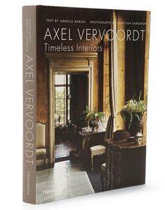 Axel Vervoordt interiors