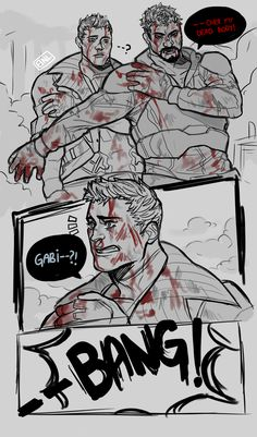 """Reaper76 Week - Day 3 - """"At Your Back"""" -- I'm enjoying this challenge way to much"""